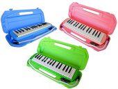学校の授業やイベントで大活躍!!スタンダードな鍵盤ハーモニカ SR-KH01