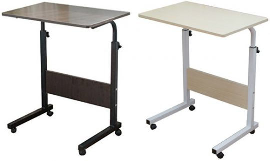 キャスター付サイドテーブル EA-ST01