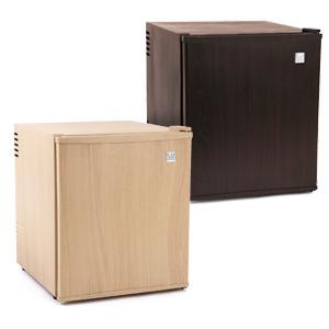 ペルチェ式 48リットル 1ドア電子冷蔵庫「冷庫さん」ナチュラルウッド SR-R4802NWD ダークウッド SR-R4802DWD